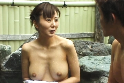 Maria Yuki Asian mature babe has cute sex