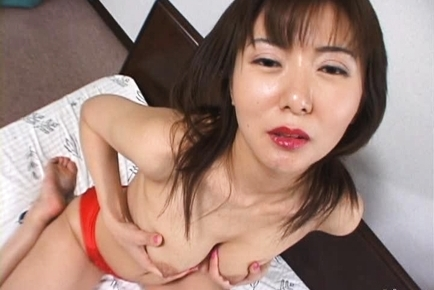 Maria Yuki Mature Asian babe is amazing