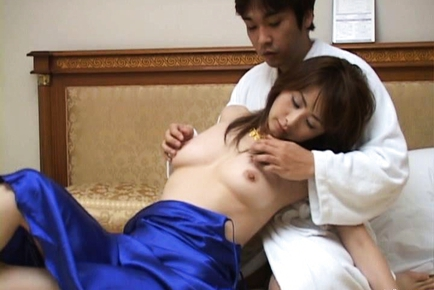 Eri Kikuchi is a cute mature Asian babe