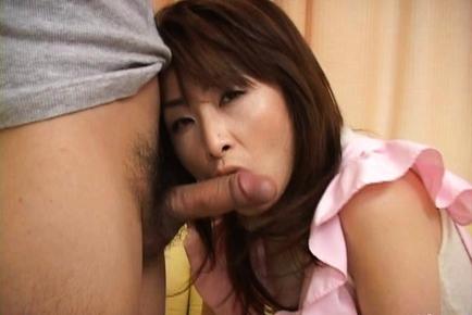 Eri Kikuchi Japanese mature maid