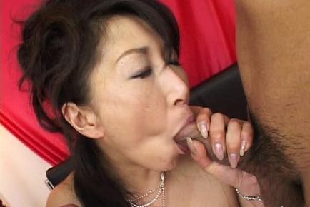 Nanako Shimada Hot Asian gangbang
