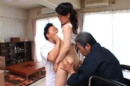 Miki Sato Mature Japanese model is kinky
