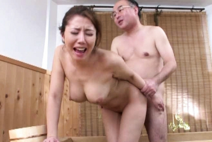 Sakiko Mihara mature Asian  of prep student