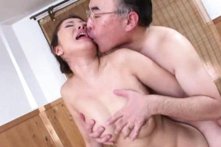 Sakiko Mihara mature Asian  of prep student