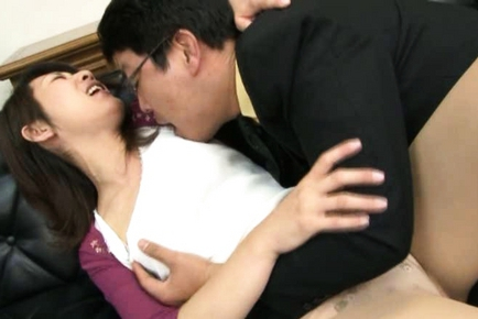 Yoko Imaeda Hot Japanese woman has hot mature sex