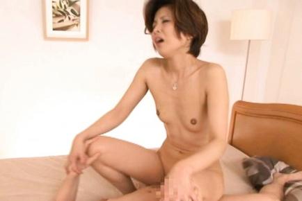 woman Mature lover asian