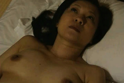 Japanese mature lady is in for some hot sex action