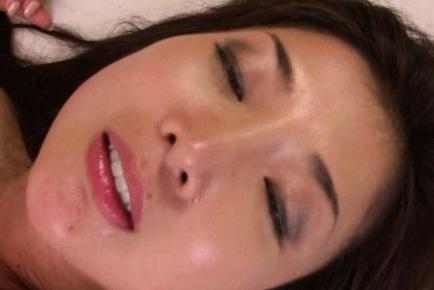 Chisa Kirishima Asian MILF gives amazing sex