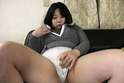Mature Asian model