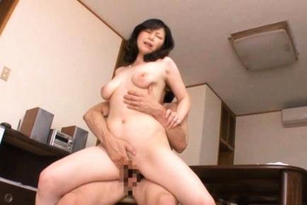 Maya Sawamura Asian mature lovely model