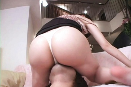 Sexy Mizuki Tachibana has the most perfect ass in the world.