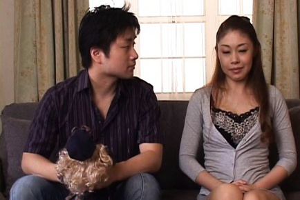 Misa Tachibana Asian mature chick has hot sex