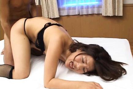 Wild  Mio Fujiki Has Orgasms From Hardcore Sex