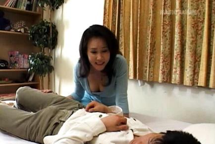 Runa Akasaka sexy mature sex