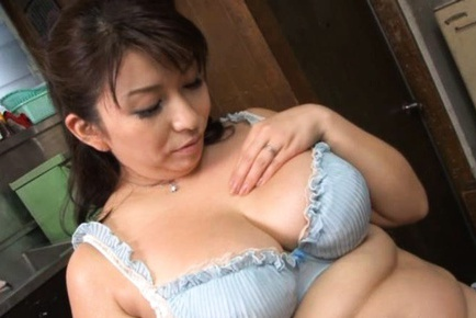 Kyoko needs a big cock in her cramped asian pussy 6
