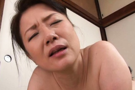 Hot mature Asian Kaoru Namiki pussy stimulation and fucking