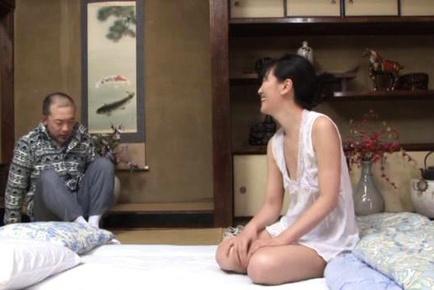 Lovely Sumika Nanjitori mature chick has sex
