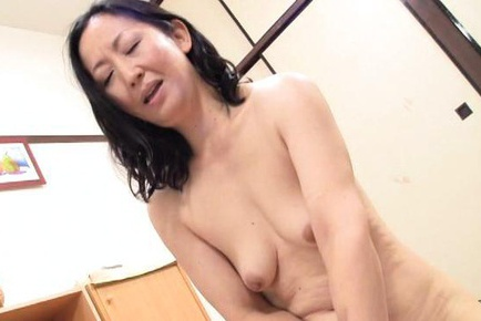 Japanese av model sucks cocks and gets them deeply 5