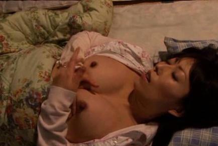 Sorami Haga shows off her wild cock sucking experience