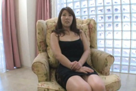 Wild Misa Yuki enjoys dirty porn action in trio