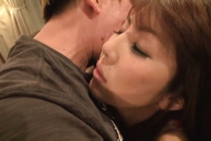 Misa yuki likes to get naughty with her guy