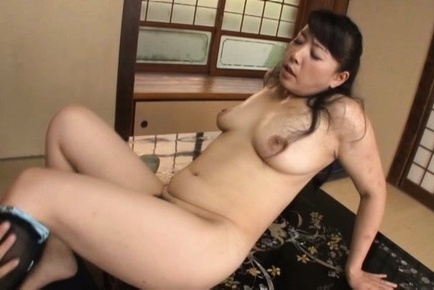 Chubby Japanese milf Koitoka gets immense pleasure of fucking