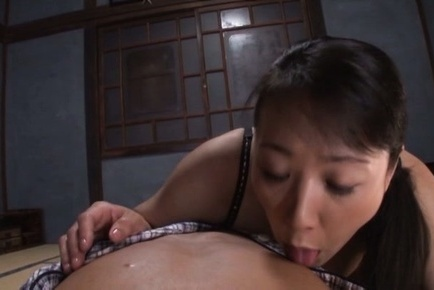 Hot amateur Name Koitoka deepthroats sexy guy on POV