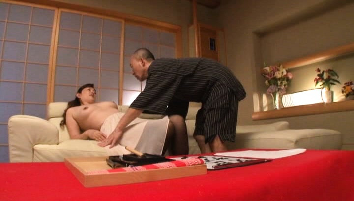 Reiko Shimura enjoying a stiff dick in pantyhose hardcore