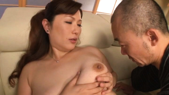 Reiko Shimura enjoying a stiff dick in pantyhose hardcore