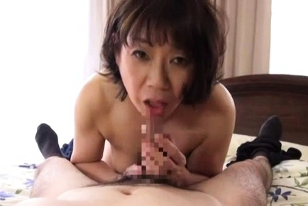 Rie Takahashi mature Japanese wife gets hardcore fuck